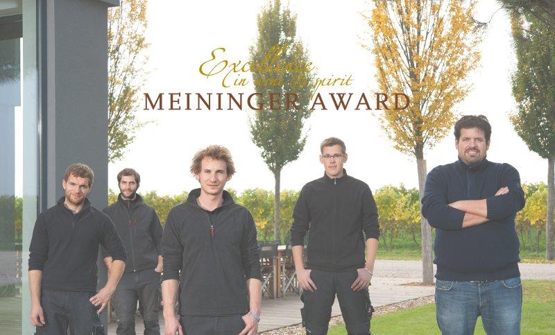 Meininger Award für Schneider