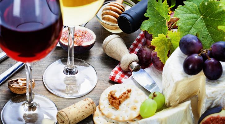 Essen und Wein - ein paar Grundregeln