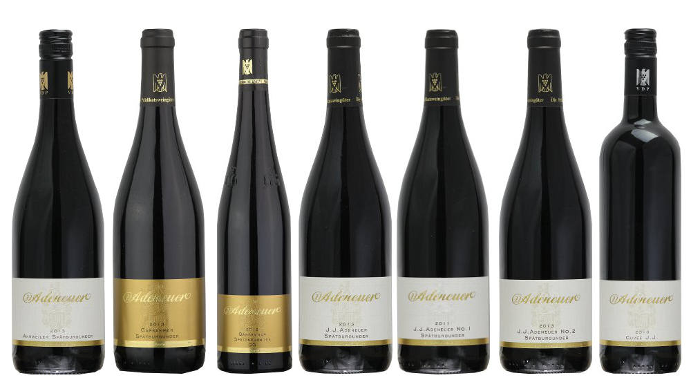 Weingut J.J. Adeneuer Kollektion