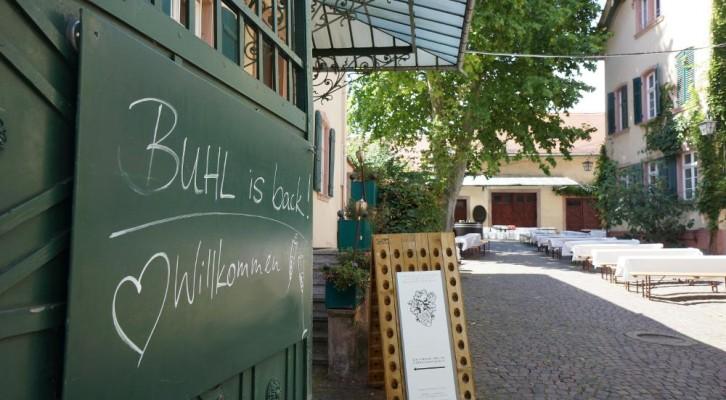 Bester Rieslingsekt von Reichsrat von Buhl ?
