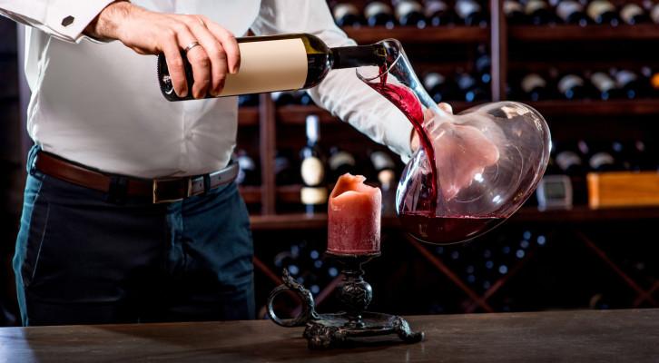 Wein dekantieren oder nicht - das ist nicht die Frage!