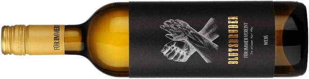 Karl May Blutsbrüder Weißwein