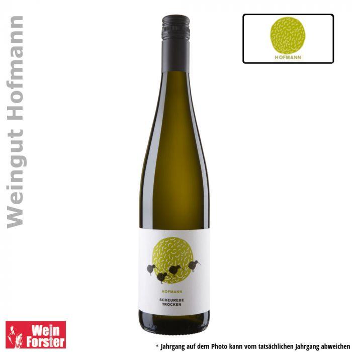 Weingut Hofmann Scheurebe Gunstig Kaufen Der Weinmakler De