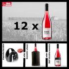 Weingut Markus Schneider 12 x Rosé Saigner mit Zusatzartikel