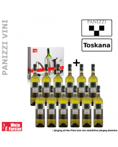 Vernaccia di San Gimignano DOCG + Vacuvin Wine Essentials