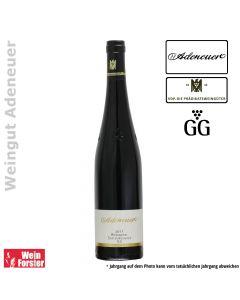 Weingut Adeneuer Spätburgunder Ahrweiler Rosenthal Großes Gewächs
