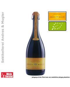 Weingut Andres & Mugler Chardonnay Auxerrois Sekt Brut