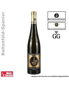Weingut Battenfeld Spanier Riesling Am Schwarzen Herrgott Großes Gewächs GG