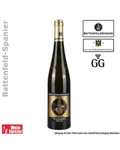Weingut Battenfeld Spanier Riesling Frauenberg Großes Gewächs GG