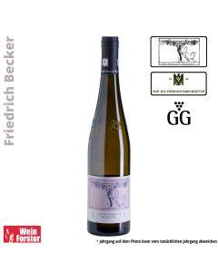 Weingut Friedrich Becker Riesling Sonnenberg Großes Gewächs