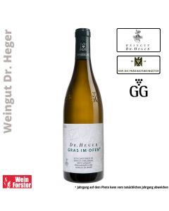 Weingut Dr. Heger Chardonnay Gras im Ofen Großes Gewächs