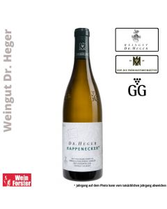 Weingut Heger Weissburgunder Rappenecker VDP Großes Gewächs