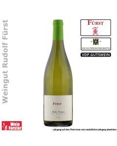 Weingut Rudolf Fürst Müller Thurgau pur mineral