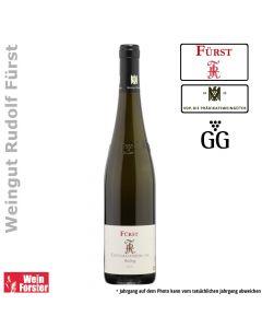 Weingut Fürst Riesling Centgrafenberg Großes Gewächs GG