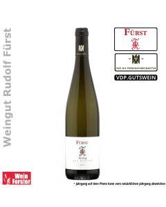 Weingut Fürst Rudolf Riesling pur mineral