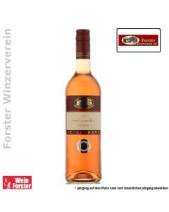 Weingut Forster Winzerverein St. Laurent Rose feinherb