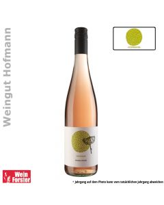 Weingut Hofmann Rose Rossi halbtrocken