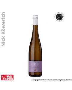 Weingut Nick Köwerich Riesling Einblick No 1