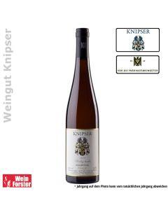 Weingut Knipser Riesling Halbstück trocken