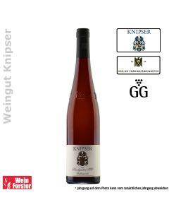 Weingut Knipser Weissburgunder Kirschgarten Großes Gewächs GG