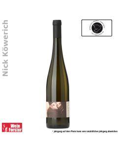 Weingut Nick Köwerich Riesling für Träumer und Helden