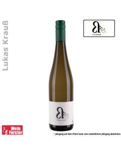 Weingut Krauß Lukas Chapeau Krauß Weißweincuvee