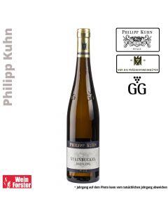 Weingut Philipp Kuhn Riesling Großes Gewächs Steinbuckel
