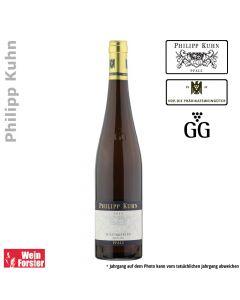 Weingut Philipp Kuhn Riesling Kirschgarten Großes Gewächs GG