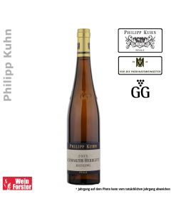 Weingut Philipp Kuhn Riesling Schwarzer Hergott Großes Gewächs GG