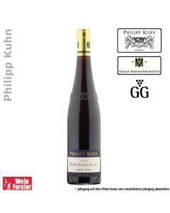 Weingut Philipp Kuhn Spätburgunder Pinot Noir Kirschgarten Großes Gewächs GG