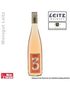 Weingut Leitz Eins Zwei Dry Pinot Noir Rose trocken