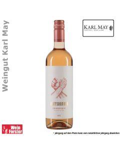Weingut Karl May Blutsbrüder Rose