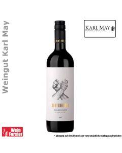 Weingut Karl May Blutsbruder rot