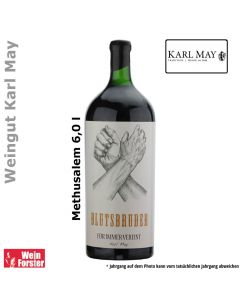 Weingut Karl May Blutsbruder Rot Methusalem 6,0 l