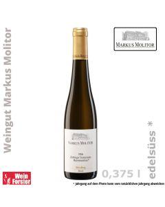 Weingut Markus Molitor Riesling Zeltinger Sonnenuhr Beerenauslese edelsüss *
