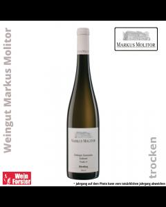 Weingut Markus Molitor Riesling Zeltinger Sonnenuhr Fuder 6