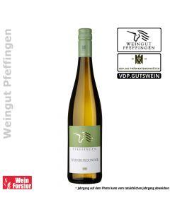 Weingut Pfeffingen Weissburgunder trocken