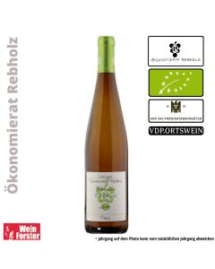 Weingut Ökonomierat Rebholz Birkweiler Riesling trocken