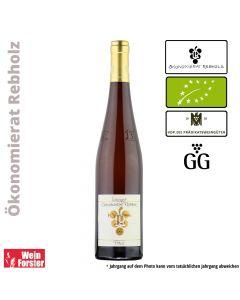Weingut Ökonomierat Rebholz Riesling Im Sonnenschein Großes Gewächs GG