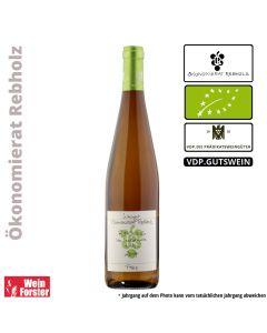 Weingut Ökonomierat Rebholz Riesling Muschelkalk trocken