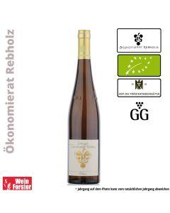 Weingut Ökonomierat Rebholz Weissburgunder Mandelberg Großes Gewächs GG