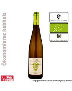 Weingut Ökonomierat Rebholz Weissburgunder vom Lößlehm trocken