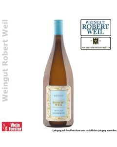 Weingut Robert Weil Riesling Liter halbtrocken