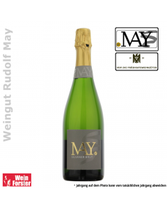 Weingut Rudolf May Silvaner Sekt brut