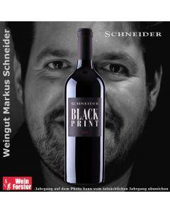 Weingut Markus Schneider Black Print