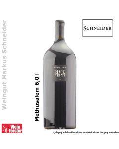 Weingut Markus Schneider Black Print Methusalem 6 Liter