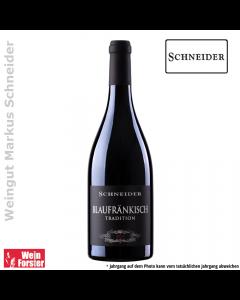 Weingut Markus Schneider Blaufränkisch