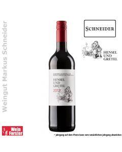 Weingut Schneider Markus Hensel und Gretel Rotwein Cuvée trocken