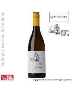 Weingut Markus Schneider Hensel und Gretel weiss