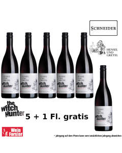 Hensel & Gretel Witch Hunter Spätburgunder 5+1 Aktion